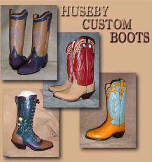 Husby Boots